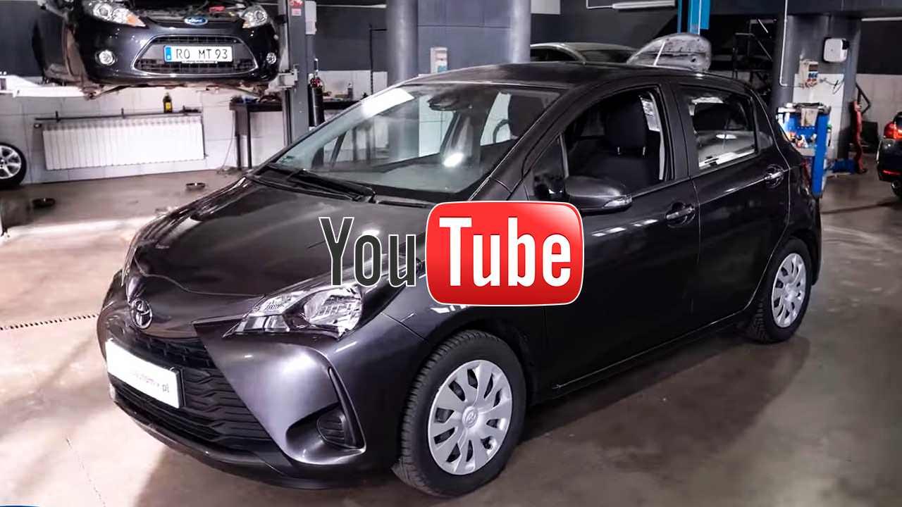 Toyota Yaris - Instalacja LPG