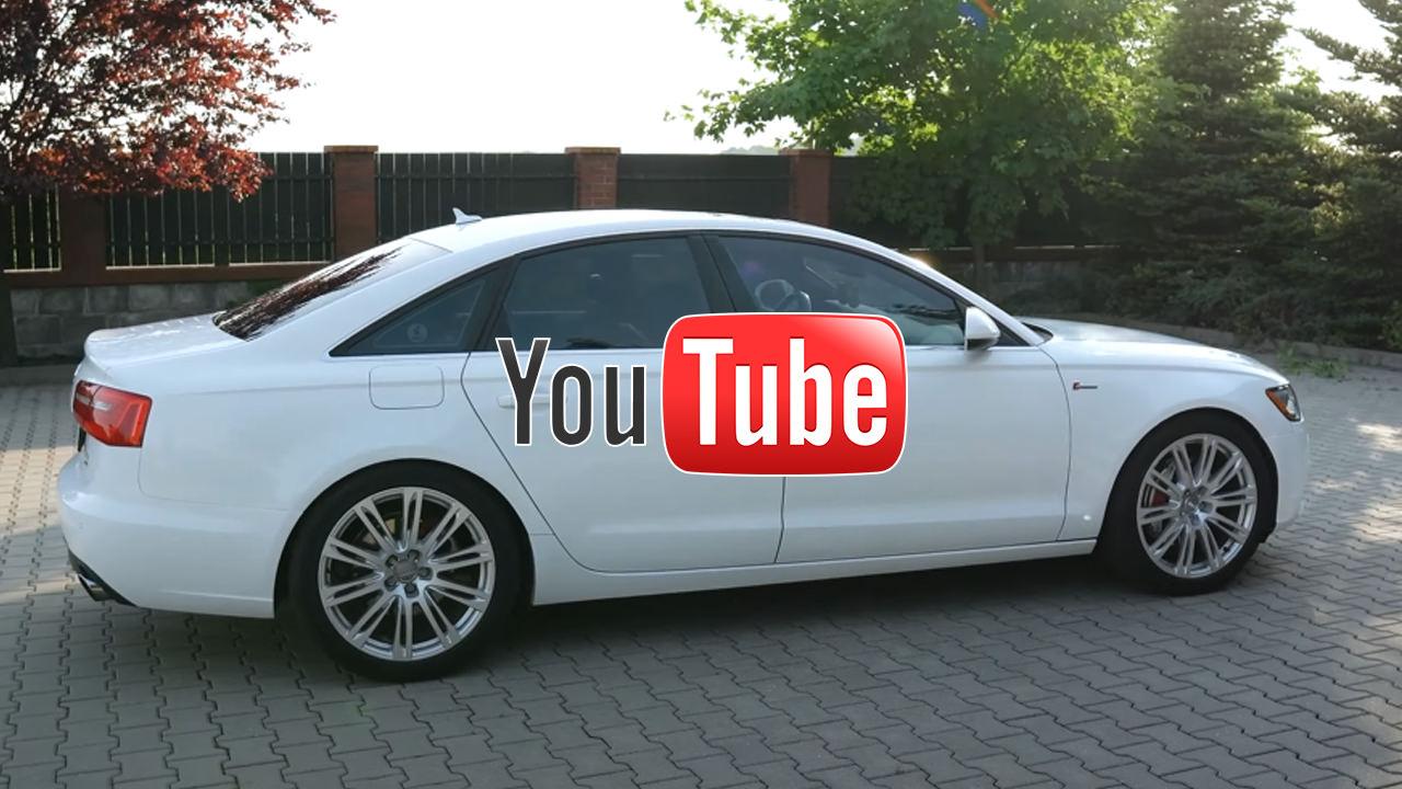 Audi A6 LPG